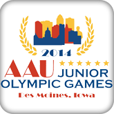 2010 aau junior olympic games