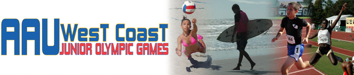 West Coast AAU Junior Olympic Games