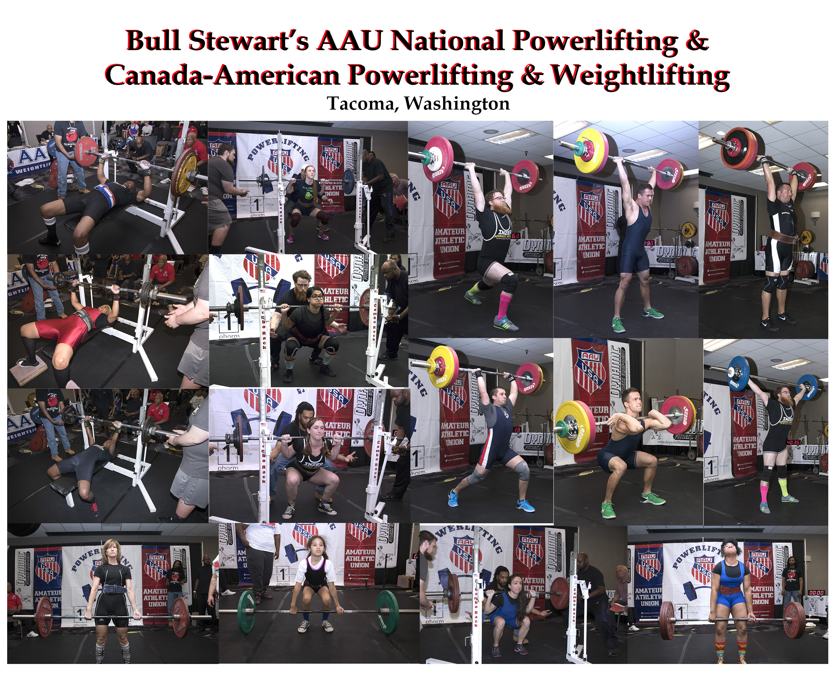 AAU - Strength Sports