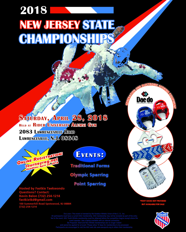 AAU - Taekwondo