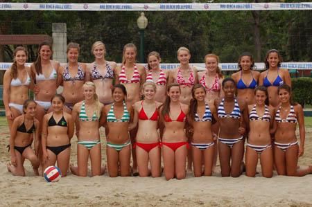 2009 aau beach volleyball tour