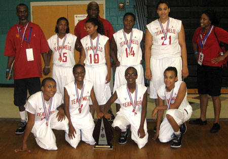 Williams Girls Basketball Girls Aau Basketball Team