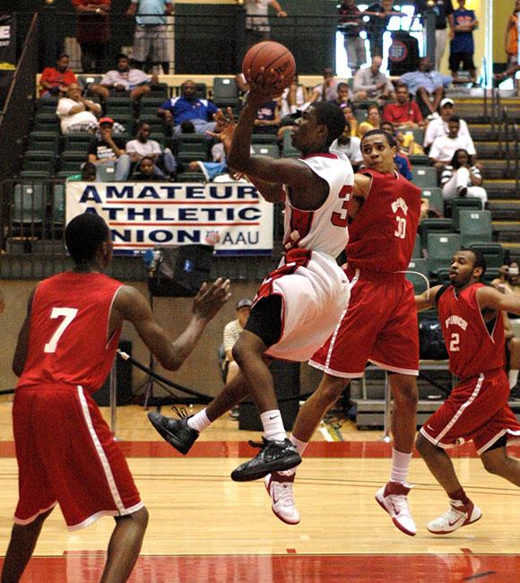 2011 AAU Boys Basketball National Championship
