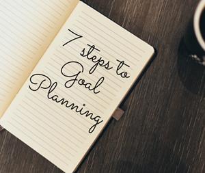 7 Steps tp Goal Planning