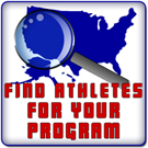 Find athletes for your program.