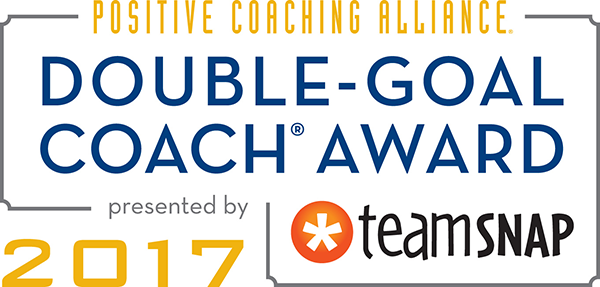 PCA Double Goal Coach Award